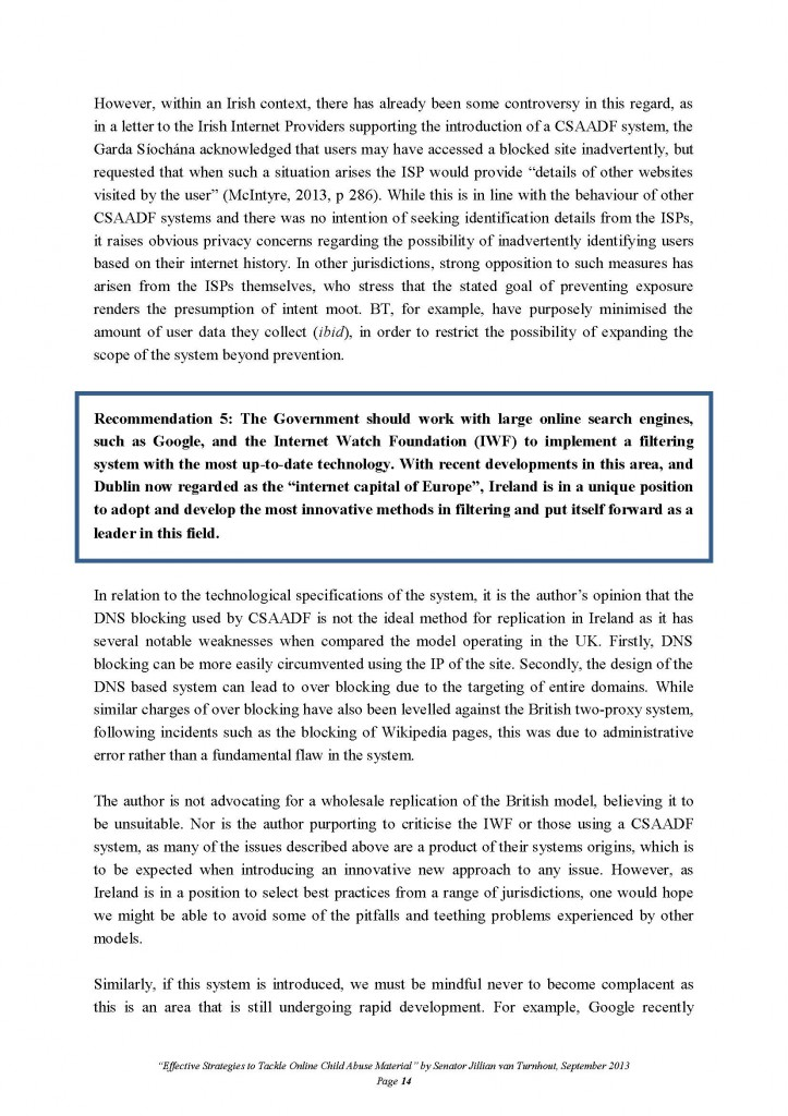 van Turnhout Report Effective Strategies to Tackle Online CAM Sept 2013_Page_18